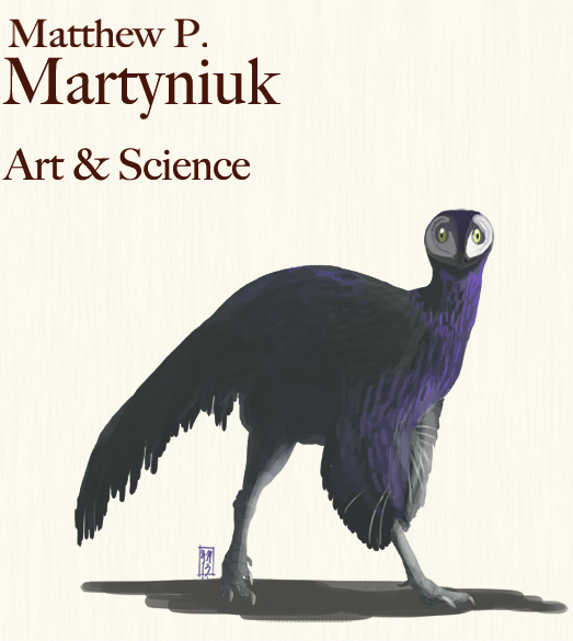 Matthew P. Martyniuk: Art & Science